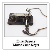 Polaroid-layers-Morse code keyer-