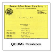 Polaroid-layers-QDHMS newsletters