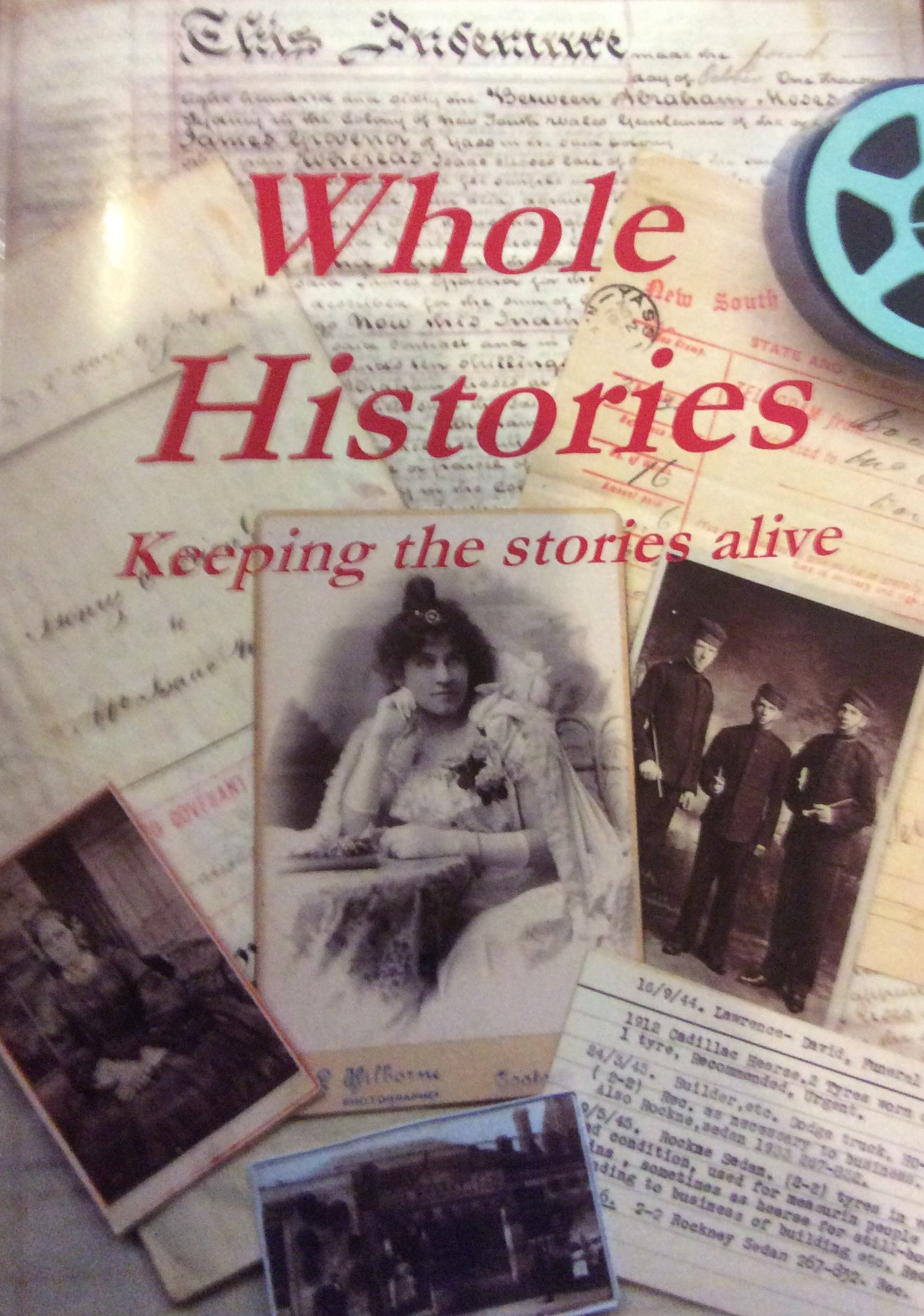 Whole Histories